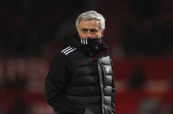 Jose Mourinho โค้ชคนใหม่ของท็อตแน่มฮอตเปอร์หลังจากเมื่อคืนที่ผ่านมา ล่าสุดทาง สเปอร์ส