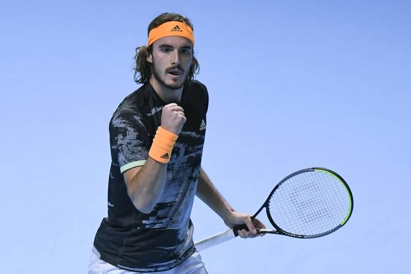 สเตฟานอส ซิตซิปาส นักเทนสิมือที่ 6 ของโลกจากรีซ เผยเป้าหมายของเขาเพียงว่าขอเดินตามแนวทางของราฟาเอล นาดาล นักเทนิสรุ่นพี่ที่นับถือ
