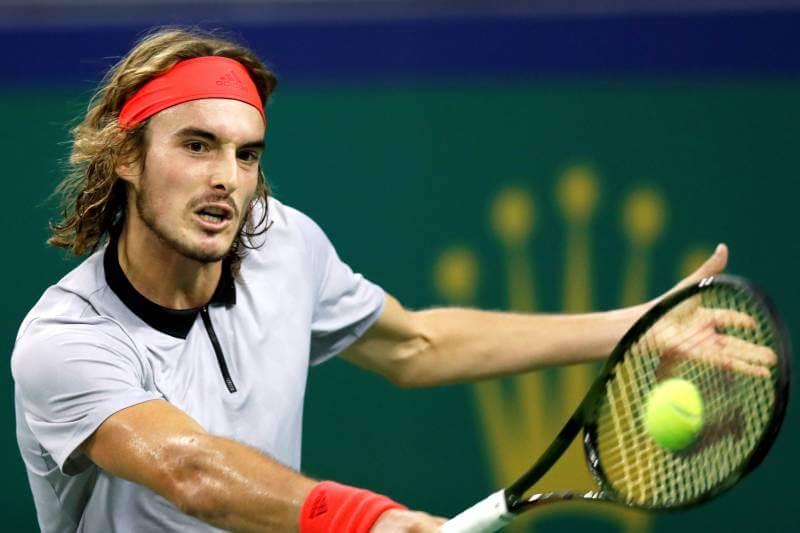 ซิตซิปาส นักเทนนิสทมือวางอันดับ 6 ของโลก สามารถผ่านเข้ารอบ 2 ศึก เอทีพี ทัวร์ รายการ ดูไบ ดิวตี ฟรี เทนนิส แชมเปียนชิป