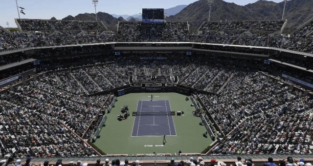 การแข่งขัน Indian Wells ถูกยกเลิกเนื่องจากผู้จัดการแข่งขันมีความกังวลเกี่ยวกับการแพร่กระจายของ ไวรัส Corona การแข่งขันรายการ ATP และ WTA