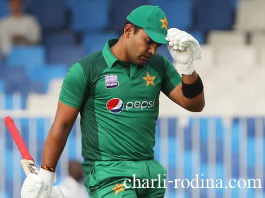 Umar Akmal ถูก ห้ามการแข่งขันคริกเก็ต