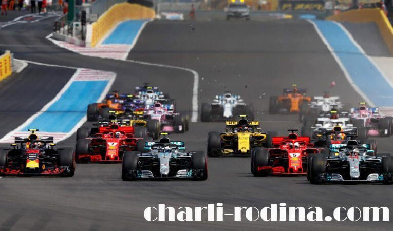 การแข่งขัน Formula 1 จะจัดการแข่งขัน 8 ครั้งในยุโรป