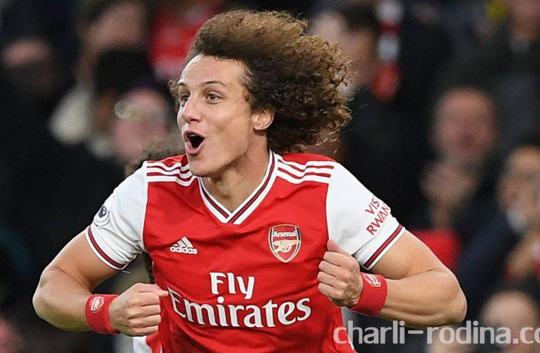 David Luiz รับความผิดไปเต็ม ๆ พาอาเซนอลผ่าย แมนซิตี้