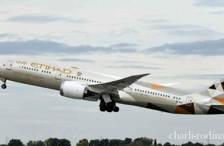 UAE ประกาศเริ่มเปิดสายการบินเอทิฮัด และ จะเริ่มบินทุกวันไปที่ เทลอาวีฟ