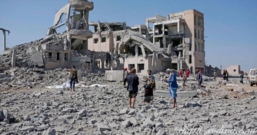 Italy permanently ประกาศการค้าขายอาวุธขีปนาวุธหลายพันลูกให้กับซาอุดีอาระเบียและสหรัฐอาหรับเอมิเรตส์ ยูเออี เนื่องจากมีส่วนเกี่ยว