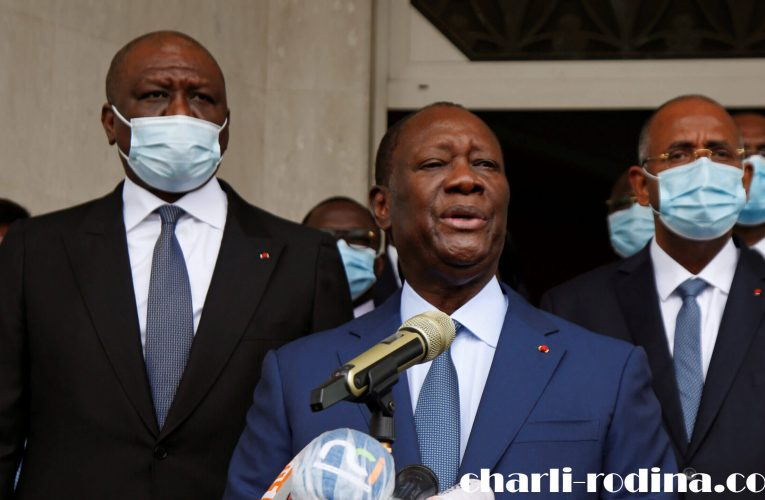 Alassane Ouattara ของไอวอรีโคสต์เสนอชื่อให้แพทริคอาชิเป็นนายกรัฐมนตรี