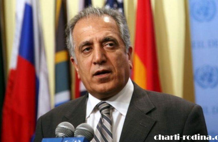 Khalilzad ทูตสหรัฐฯปกป้องโอกาสสันติภาพของอัฟกานิสถานความรุนแรงเพิ่มขึ้น