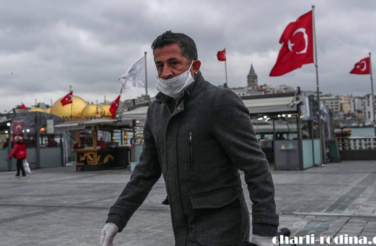 Turkey's COVID-19 crisis ตกอยู่ในช่วงวิกฤตที่มีขอบเขตที่แท้จริง