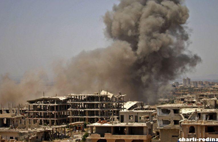 Deraa การเกิดสู้รบในเมืองและในตอนนี้ได้เริ่มที่จะจัดการเจรจาสันติภาพแล้ว