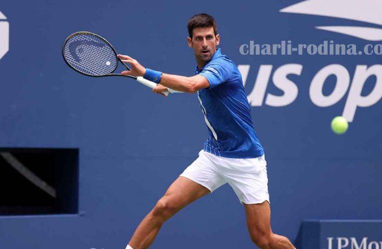 Novak Djokovic ต้องแพ้ให้กับ Daniil Medvedev ทำให้เจ้าตัวตกรอบไ