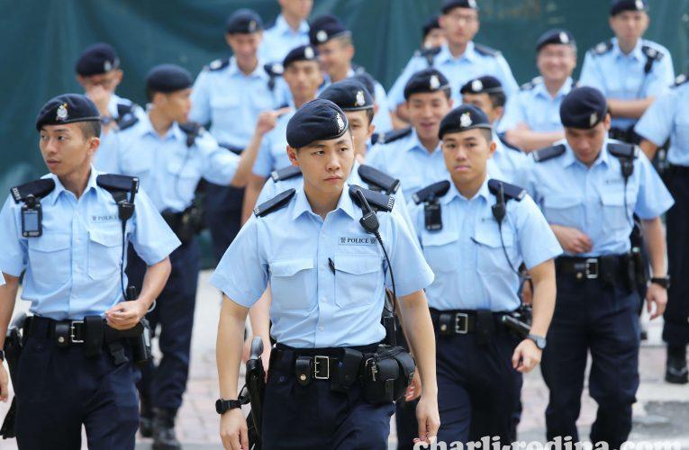 Hong Kong police ควบคุมตัวผู้ต้องหา 11 คน