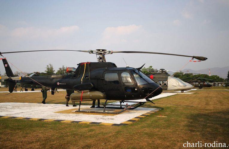 Military helicopter ตกทางตะวันออกเฉียงใต้ของตุรกีคร่าชีวิต 11 คน