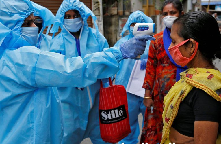 India records อินเดียบันทึกสถิติผู้ป่วย COVID ในวันเดียวที่เลวร้ายที่สุดในปีนี้