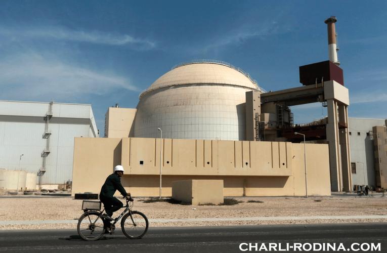 Iran only nuclear โรงไฟฟ้านิวเคลียร์แห่งเดียวของอิหร่าน